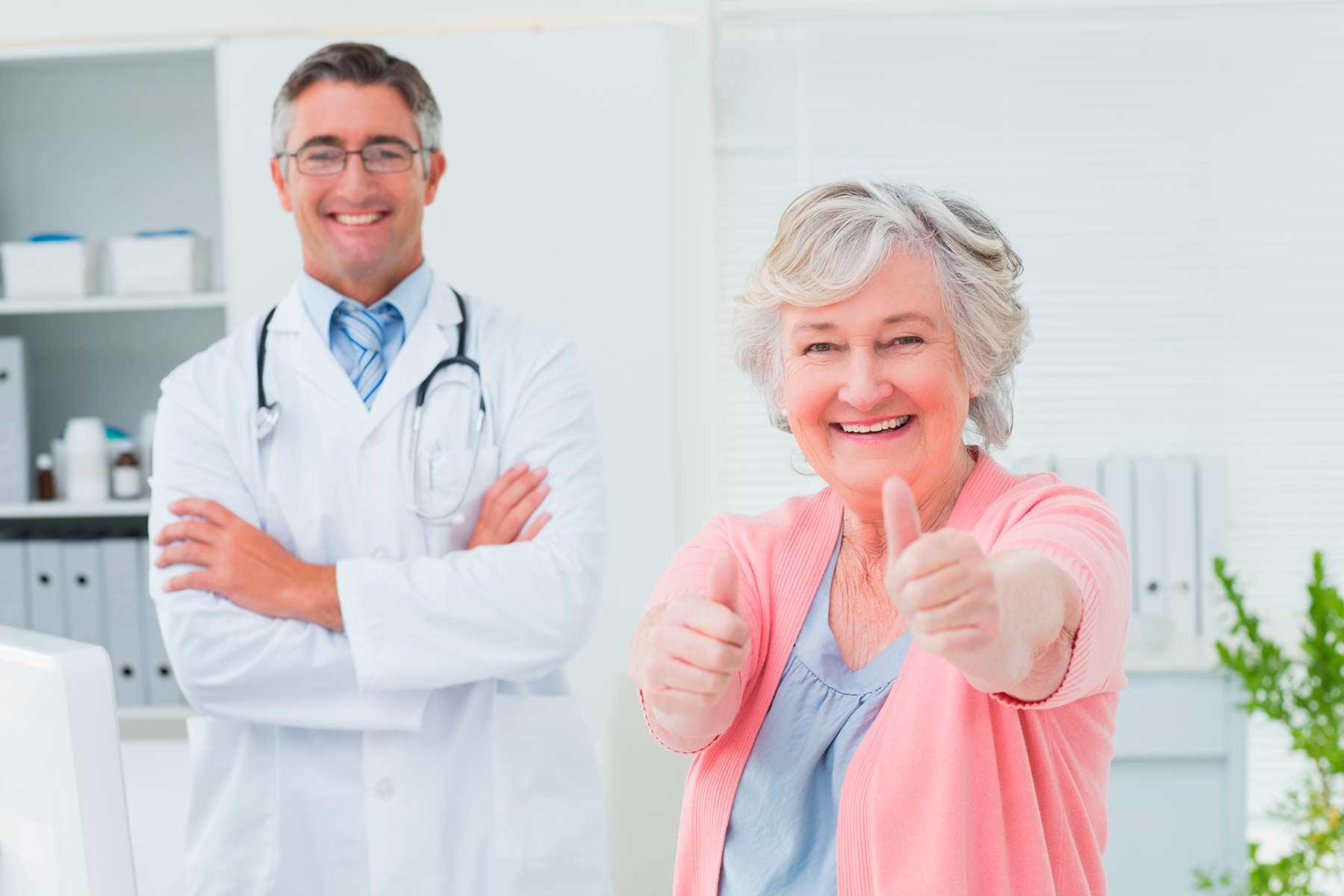 Seguro salud mayores de 65 años